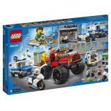 LEGO City Police Monster Truck Heist 362 pcs