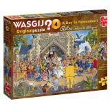 1000 PCS Wasgij Retro Original 4: A Day to Remembe