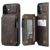 Kowauri Wallet Case for iPhone 12/iPhone 12 Pro