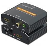 HDMI Audio Extractor Splitter 4K HDMI - HDMI Audio
