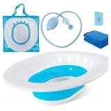 Sitz Bath for Toilet Hemorrhoids Postpartum Care