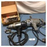 """Ingersoll-Rand 1/2 Electric Impact & Wards 1/2"""""""
