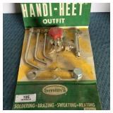 Smith Handi-Heet Outfit, NIP