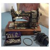 Damascus Grand Sewing Machine, Kenmore