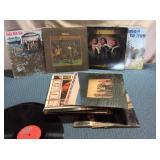 Lot of Vinyl Records