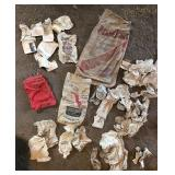 Assorted Seed, Sugar & Parts Sacks