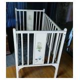 VTG Baby Crib