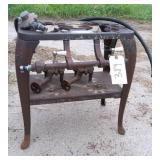 Small Iron Propane Stove