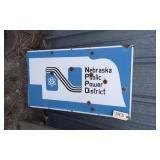 NE Public Power Sign