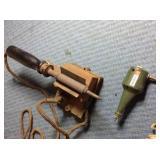 Soldering Gun w/stand & Engraver