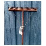 Wooden Rake & Transom Window Opener Pole