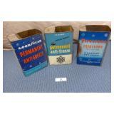3 Tins - Antifreeze