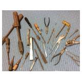 Old Tools, flat full