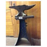 Anvil on Stand