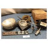 VTG Brake Controller, Headlamp, Misc.