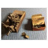 Antique Model Airplane Engine