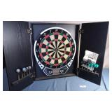 Halex Dart Board w/darts