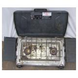 Coleman Gas Grill & Farm Table
