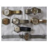 Lot of Vintage Wrist Watches #4
