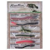 NOS Card Green River Sensational Fish catchers #2