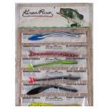 NOS Card Green River Sensational Fish Catchers #3