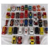 Lot of Vintage 1/64 Scale Toy Cars