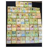COMPLETE 1999 Pokemon Jungle Set EX to Mint