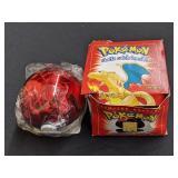 SEALED 1998 Pokemon BK 23K Gold Plated Charizard