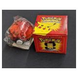 SEALED 1998 Pokemon BK 23K Gold Plated Pikachu