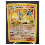 1999 Pokemon Charizard Holo/Rare 4/102 SEE PICS