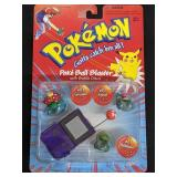 NEW 1998 Pokemon Poke Ball Blaster/Battle Discs