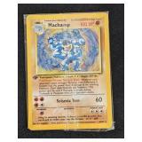 1999 Sealed Pokemon 1st Edition Machamp 8/102