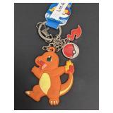 Pokemon Charizard Key Ring