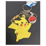 Pokemon Pikachu Key Ring
