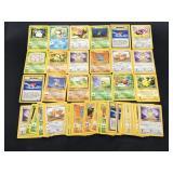 (45+) 1999 Jungle Pokemon Cards