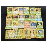 (50) 1999 Jungle Pokemon Cards