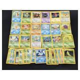 (45+) 2000 Base Set Two Pokemon Cards