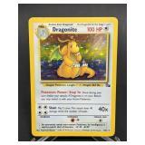 1999 Pokemon Dragonite Fossil Rare Holo 4/62