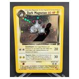 2000 Pokemon Dark Magneton Rare Rocket Holo 11/82
