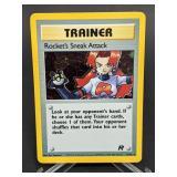 2000 Pokemon Trainer Rocket Sneak Attack Rare16/82