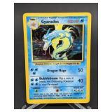 1999 Pokemon Gyarados Rare Holo 6/102