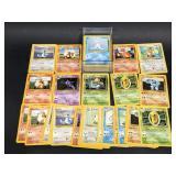 Lot of 1999 Base Set Pokemon Cards