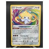 2020 Pokemon Jirachi Vivid Voltage 119/185