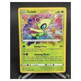 2020 Pokemon Celebi Viivid Voltage 9/185