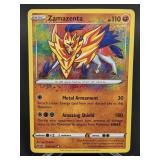 2020 Pokemon Zamazenta Vivid Voltage 102/185