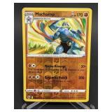 2020 Pokemon Machamp Rare/Reverse Holo 26/73