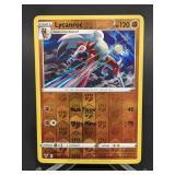 2020 Pokemon Lycanroc Rare/Holo95/185