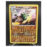 2014 Pokemon Breloom Rare/Reverse Holo 50/111