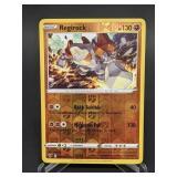 2020 Pokemon Regirock Rare/Reverse Holo 89/185