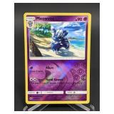 2017 Pokemon Meowstic Rare/Reverse Holo 60/147